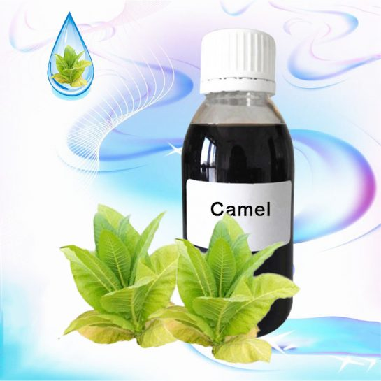 Wholesale High Concentrated 125ml/ 500ml Camel Flavor For Vape