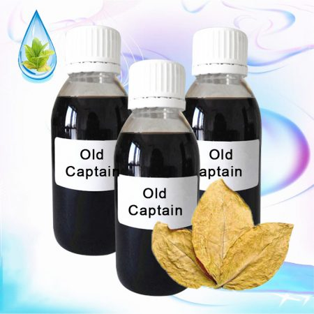 High Concentrated 125ml/ 500ml/ 1Liter Old Captain Flavor