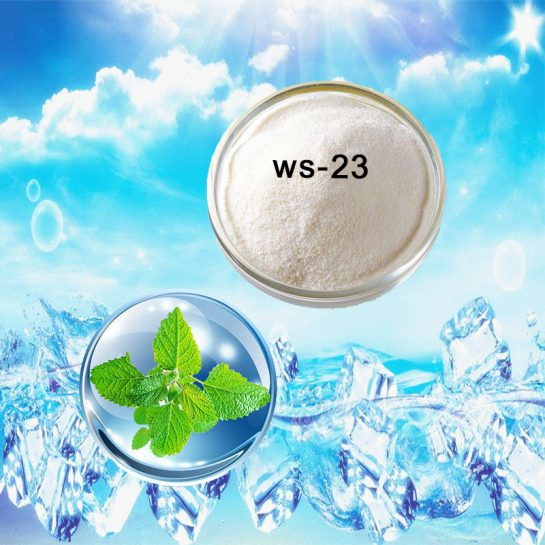 Hot Sell Natural 500g Cooling Agent WS-23 Used For E-Liquid