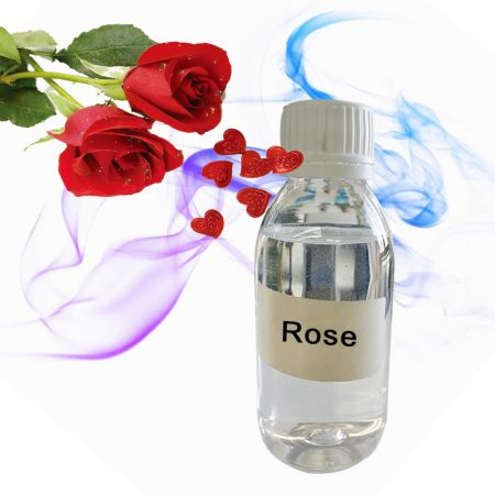 Supply 125ml/ 500ml/ 1Liter High Concentrated Rose Flavor