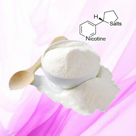 Wholesale 250g/1kg USP Grade Pure Nicotine Salt Used For Vape/ E-Cig