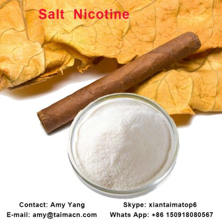 pure nicotine salt