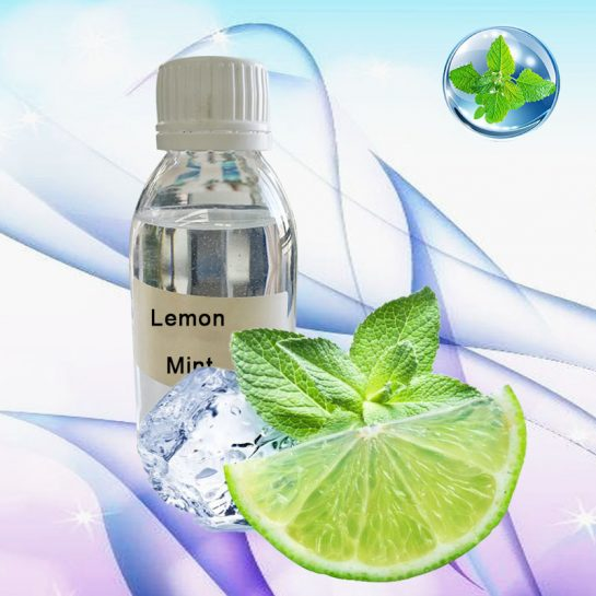 Hot Sell High Concentrated 125ml/ 500ml/ 1Liter Lemon Mint Flavor
