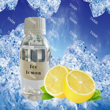 Concentrate Ice lemon Flavor liquid