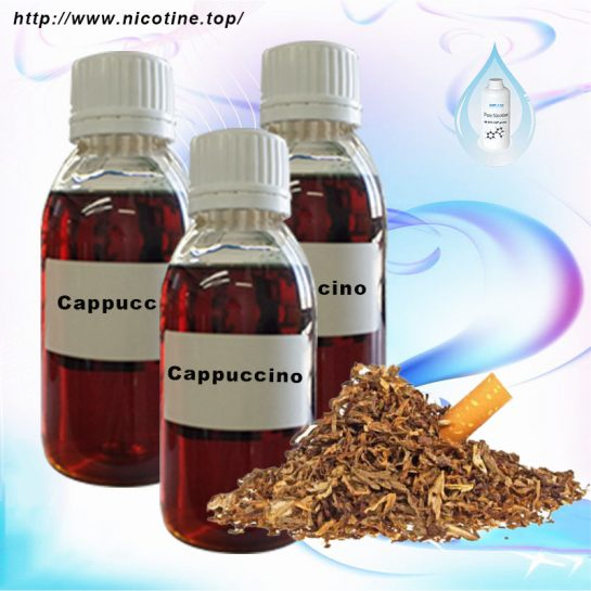 Concentrated Tobacco Flavour Cappuccino Flavor