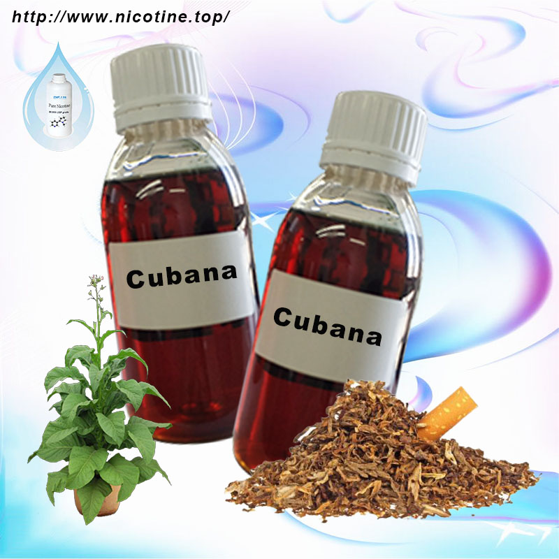 1Liter and 5Liter Concentrated Tobacco Flavor Cubana Flavour