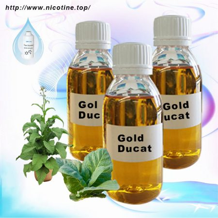 Concentrated Tobacco Flavour Gold Ducat Flavor