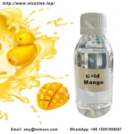Concentrated Gold Mango Flavour