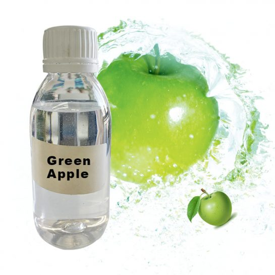 Concentrated Fruit Green Apple Flavor