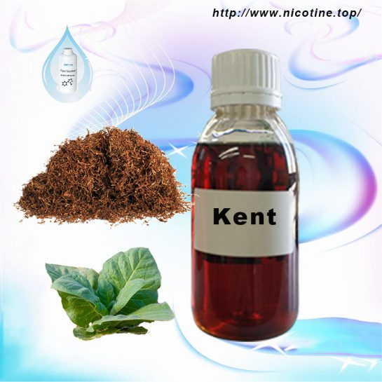 100% Concentrated Tobacco Flavour Kent Flavor