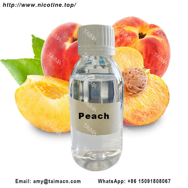 Peach Flavor Concentrated Fruit Flavour