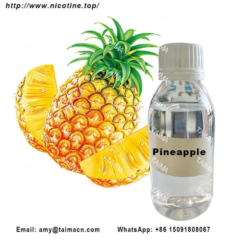 125ml Concentrated Fruit Flavour Pineapple Flavor