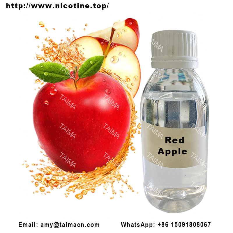 Concentrated Red Apple Flavour