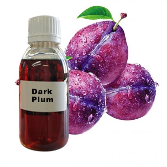 Concentrated Fruit Dark Plum Flavor/ Flavour used For E-Liquid/ E-Juice