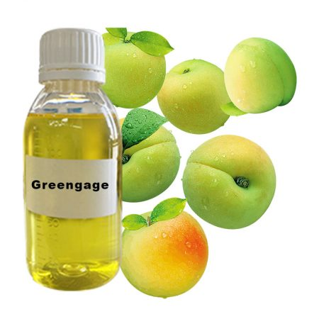 Concentrated Fruit Flavour Greengage Flavor Mix Nicotine For E-Liquid