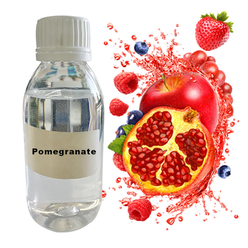 Concentrated Fruit Flavour Pomegranate Flavor Used For Vape Juice