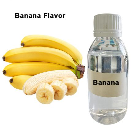 Hot Sell 5 Liters Concentrate Banana Flavour Liquid Used To Vape Juice