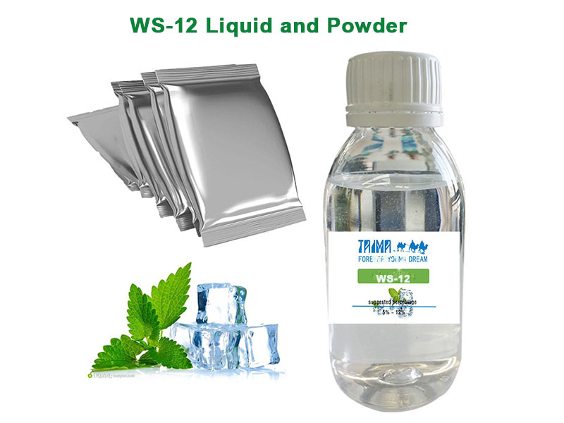 Food Additive Cooling Agent Powder Or Liquid ws-12
