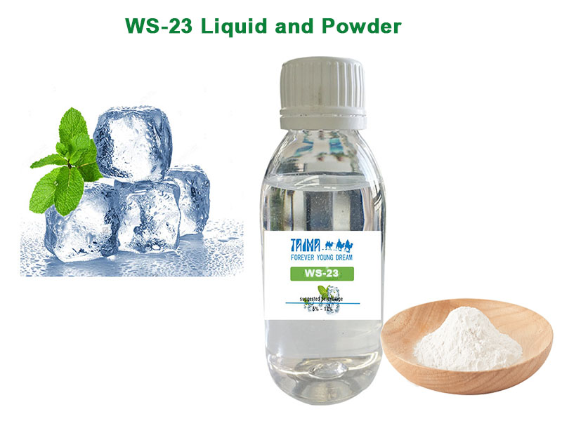 Food Additive Cooling Agent Powder Or Liquid ws-23