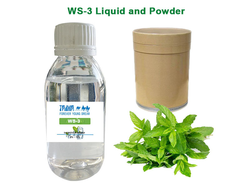 Food Additive Cooling Agent Powder Or Liquid ws-3