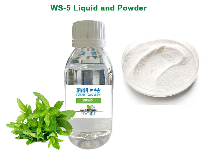 Food Additive Cooling Agent Powder Or Liquid ws-5