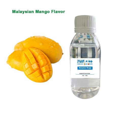 High Concentrated Malaysian Mango Flavor Used For E-cigarette Malaysia Juice