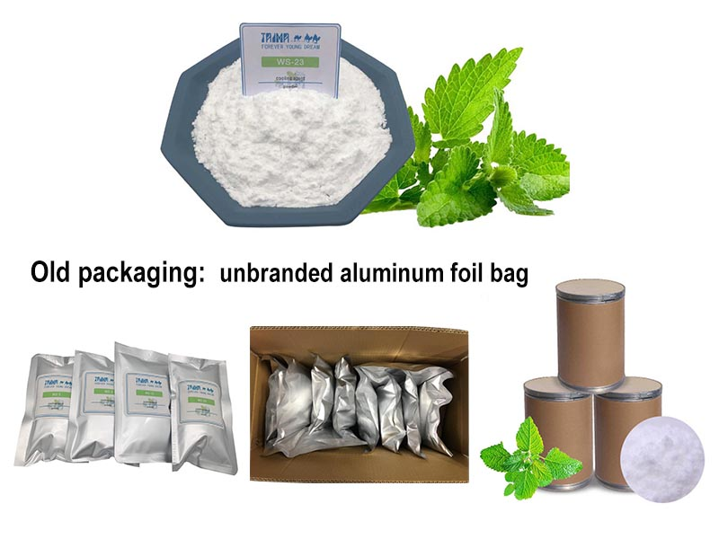 Natural cooling agent powder ws-23 (Instead of menthol) Uses