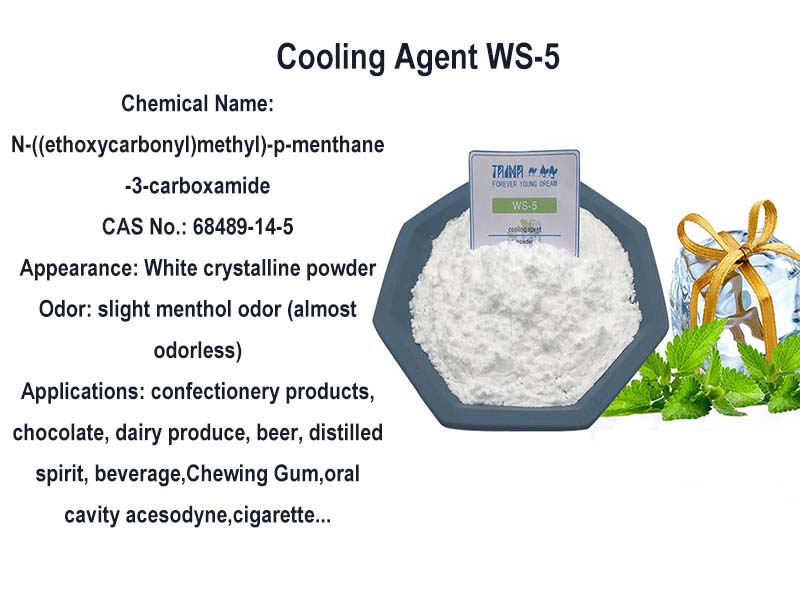 Cooling Agent Powder WS-5